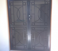 Decorative SP17 French Doors