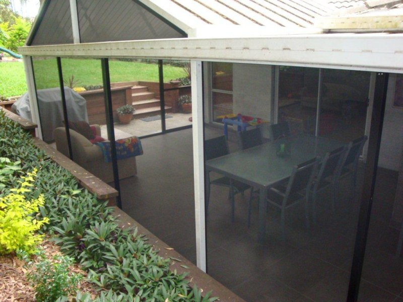 Insect Patio Enclosure