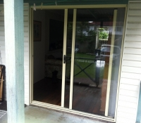 Wynnum Glass Door Exchange ( after )